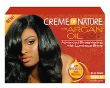 Creme of Nature - Argan Oil Relaxer