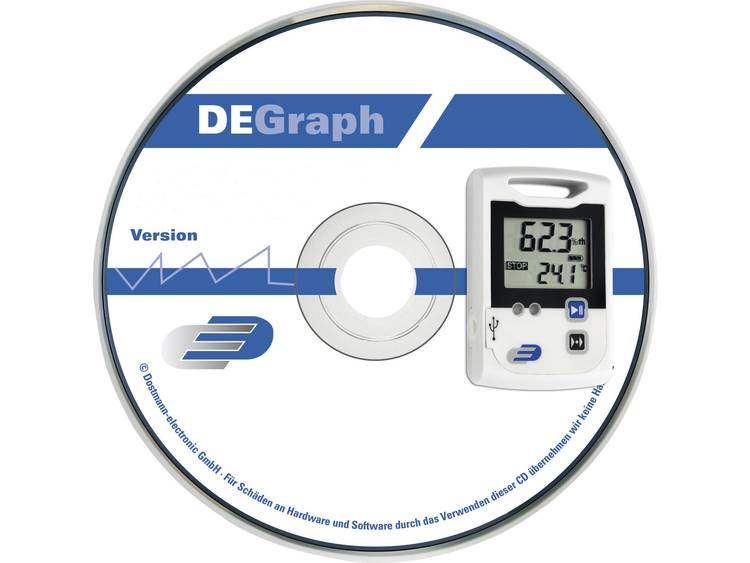 Dostmann Electronic 311041 Software