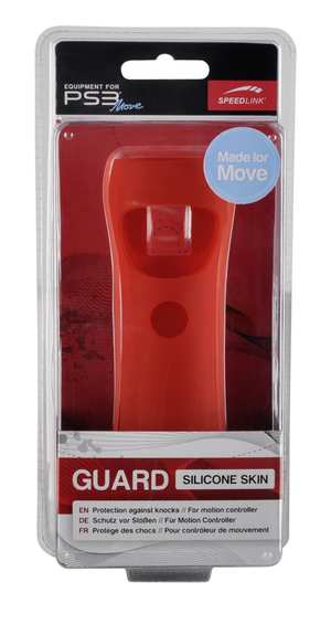 Guard Silicone Skin Red PS3 (Speedlink)