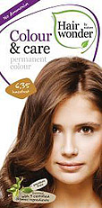 Hairwonder Colour And Care 6.35 Hazelnoot 100ml