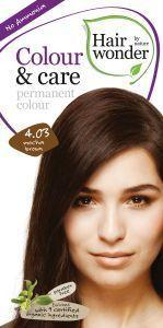 Hairwonder Colour & Care 4.03 mocca brown 100ml