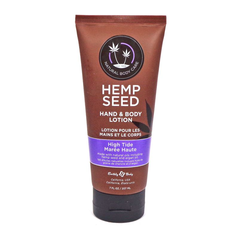 Marrakesh Hemp Seed Hand & Body Lotion High Tide 207ml