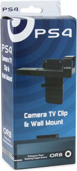Orb Playstation 4 - Camera TV Clip & Wall Mount 2In1 (PS4)