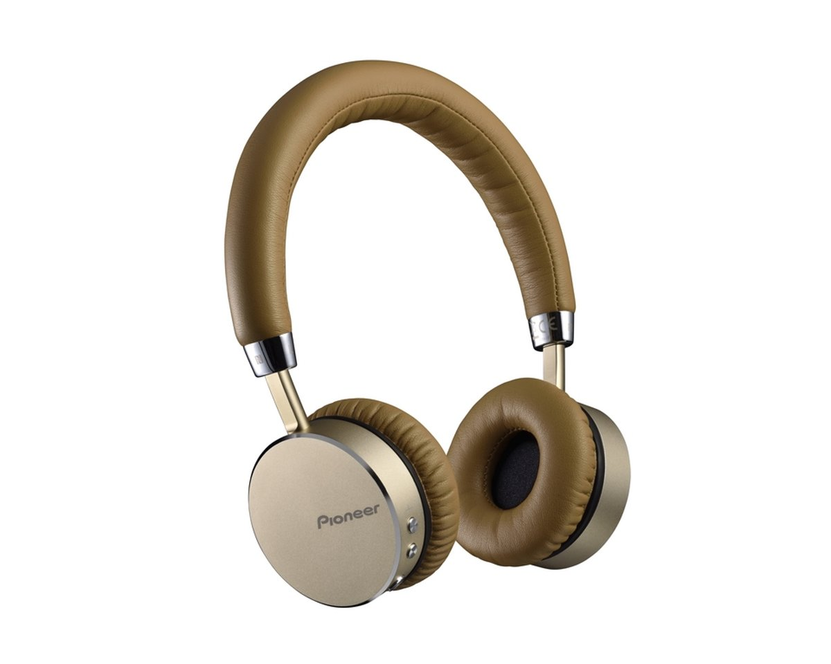 Pioneer SE-MJ561BT On-Ear Brown