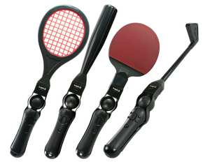 Playstation Move Sports Pack PS3 (Logic3)