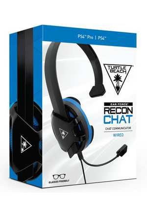 Turtle Beach Gaming Headset - Earforce Recon (PS4)