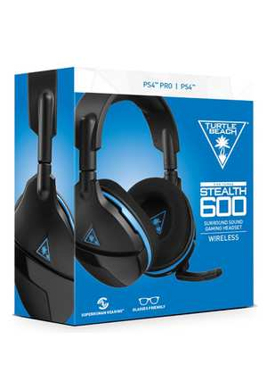 Turtle Beach Gaming Headset - Earforce Stealth 600 (PS4)