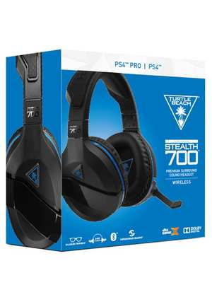Turtle Beach Gaming Headset - Earforce Stealth 700 (PS4)