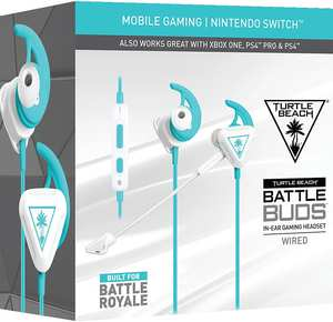 Turtle Beach Gaming Headset Wit - Battlebud (PS4 + Switch + Xbox One + PC + Mobile)