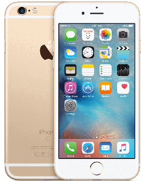 iPhone 6S Goud 32GB - A grade