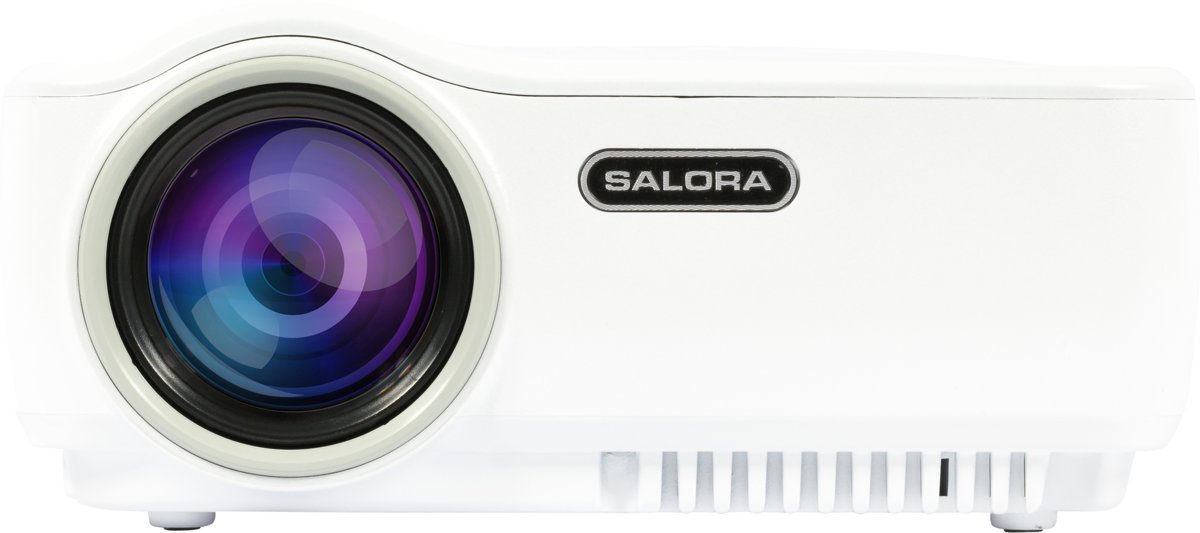Salora 43BHD1500 - Beamer - LED - HDMI - USB - TV tuner