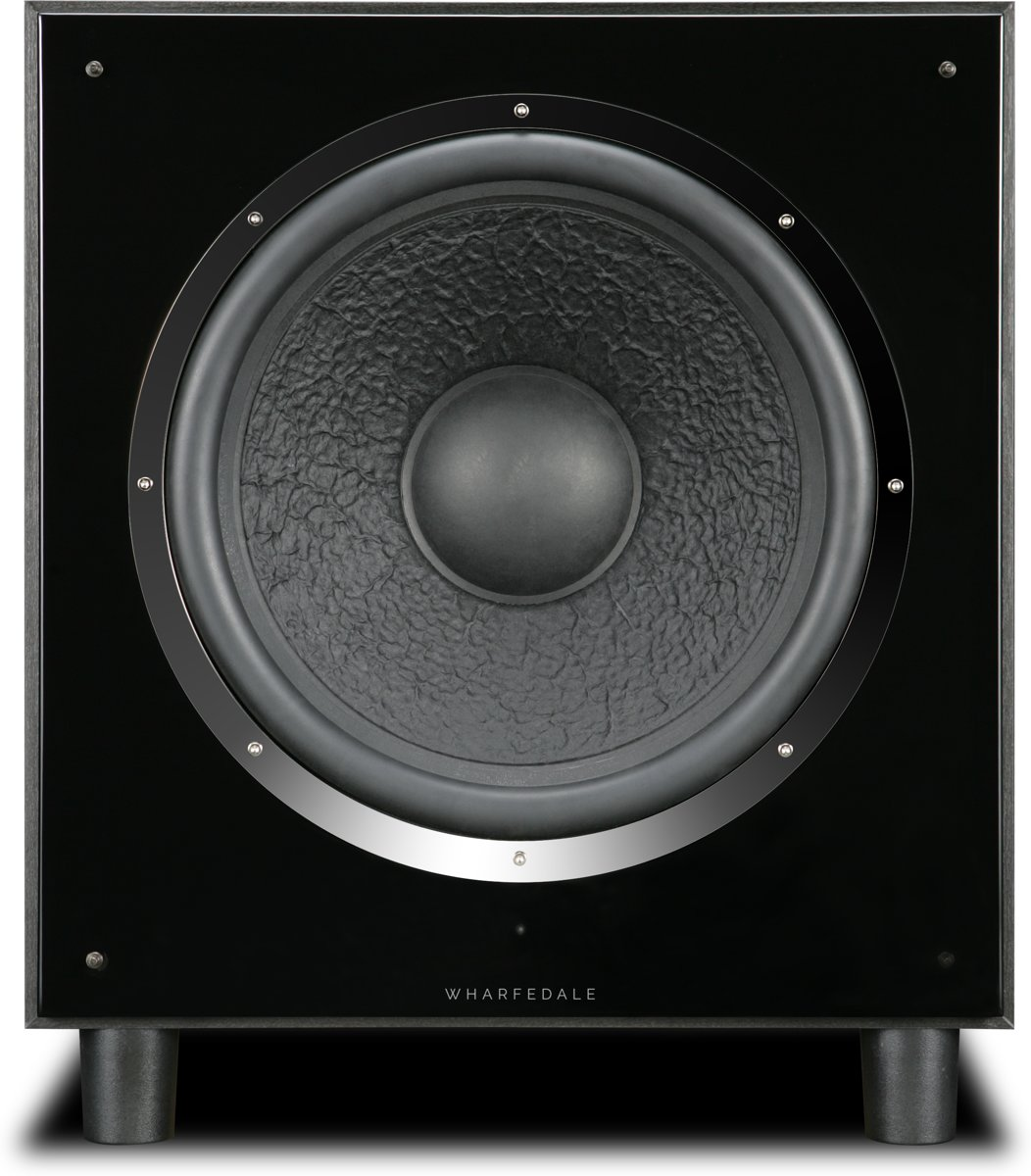 Wharfedale SW-15 Subwoofer Black