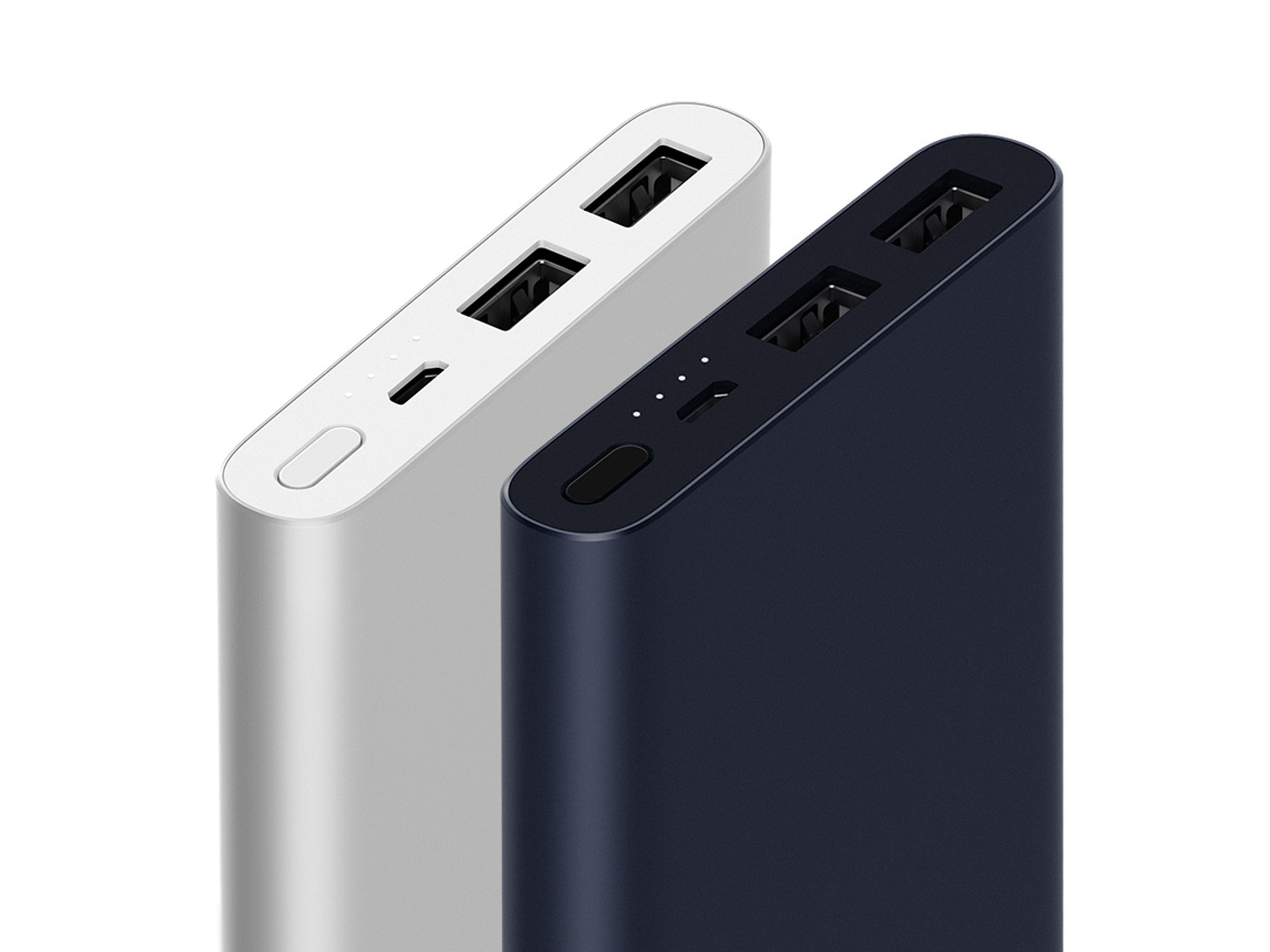 Xiaomi Power Bank 10 000 mAh Mi 2i Quick Charge, 2 USB - 2018 model