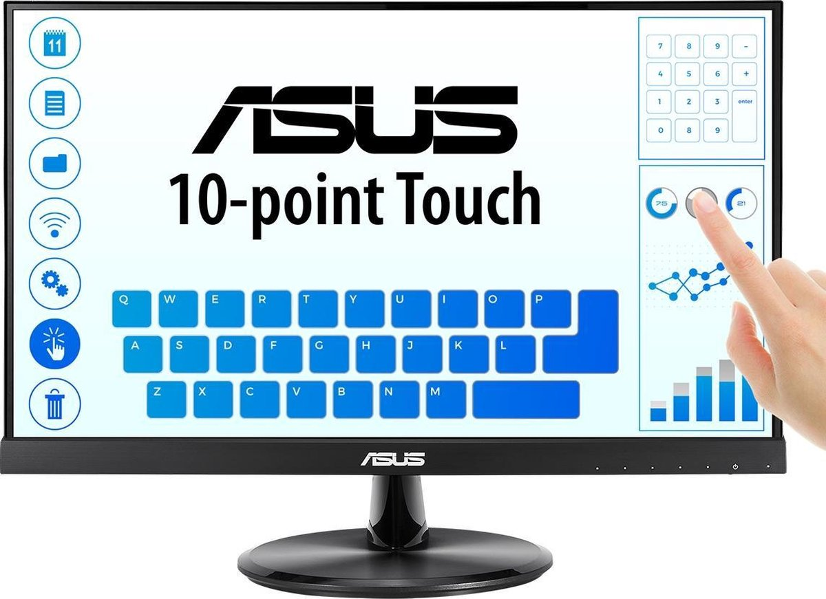 ASUS Touch VT229H - Full HD IPS Monitor - 22 inch