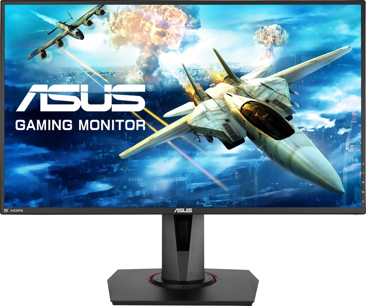 ASUS VG278QR- Full HD Gaming Monitor - 27 inch (0.5 ms, 165Hz)