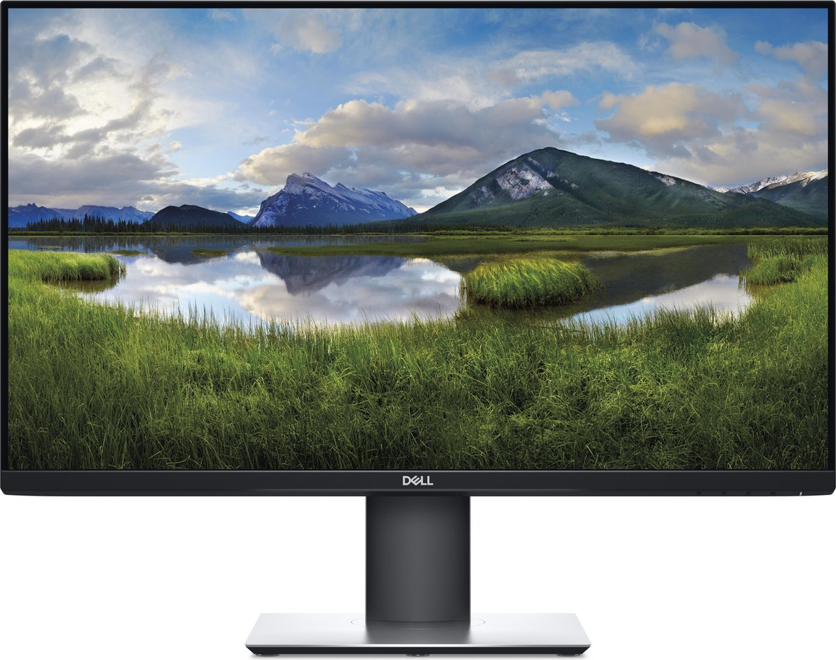 Dell P2720D - QHD IPS Monitor - 27 inch
