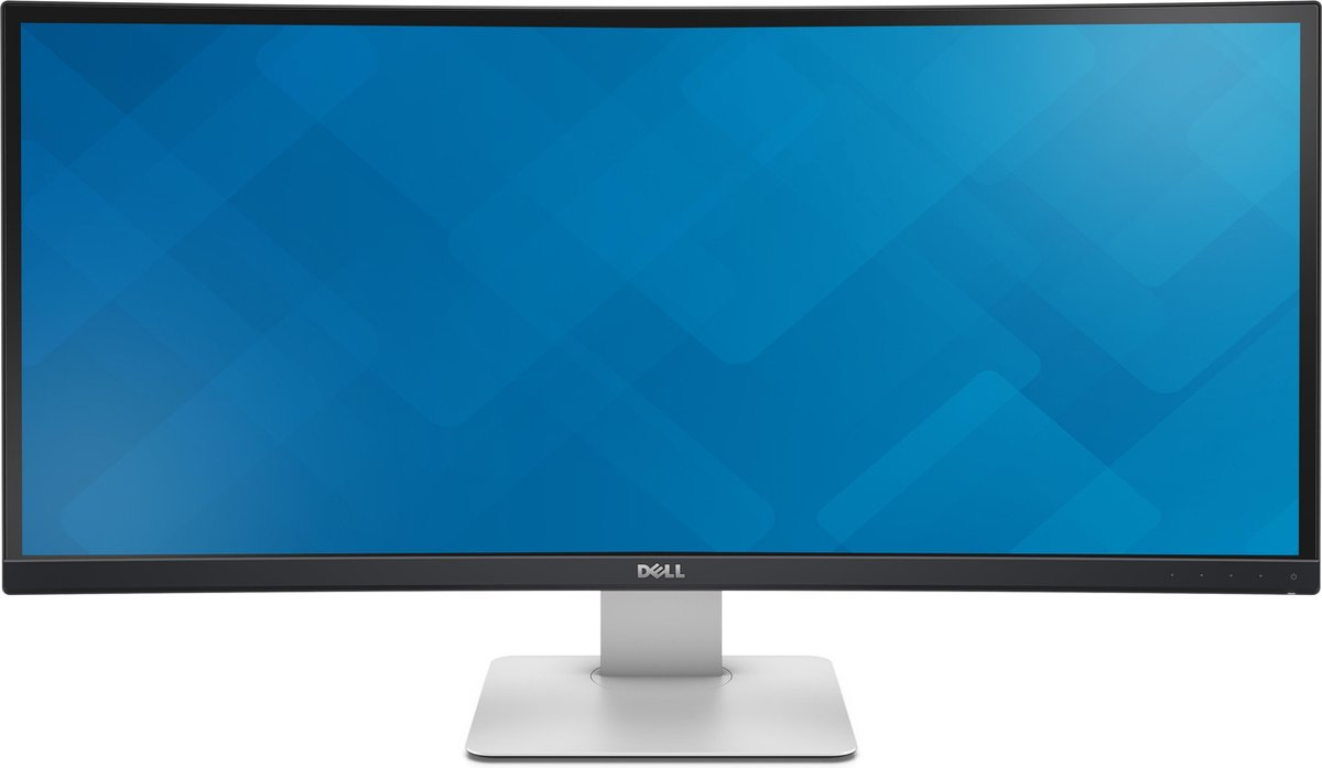 Dell U3415W - Curved IPS Monitor