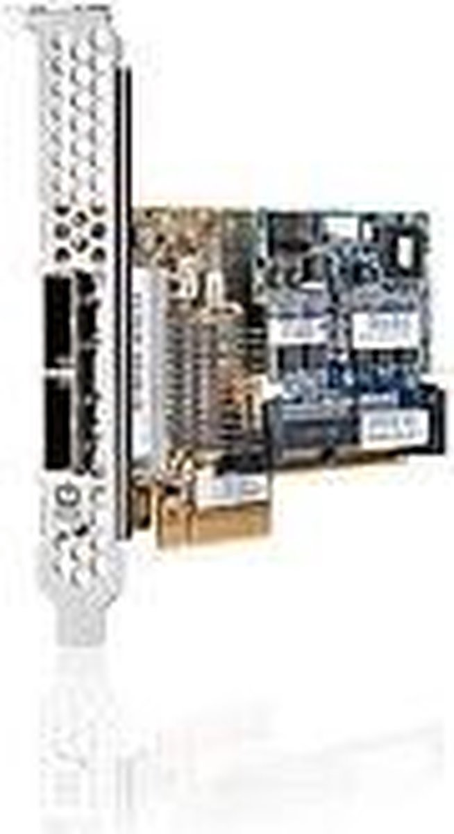Hewlett Packard Enterprise SmartArray P420/2GB RAID controller PCI Express x8 6 Gbit/s