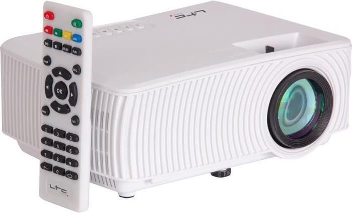 Mini LED Video projector met WIFI en gespiegeld beeld