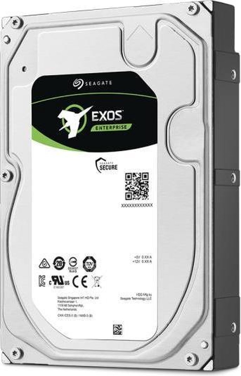 Seagate Enterprise ST2000NM004A interne harde schijf 3.5'' 2000 GB SAS