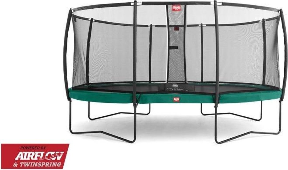 BERG trampoline Grand Champion 520 + Safety Net Deluxe