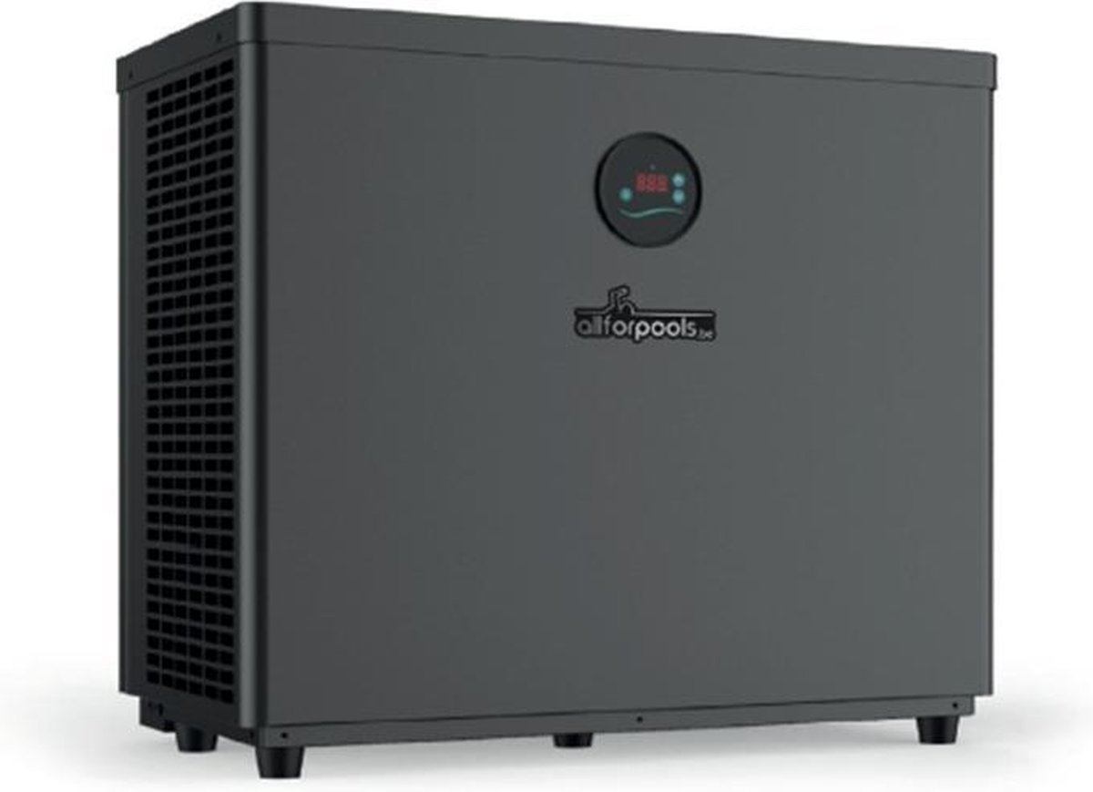 Warmtepomp Pac black mini 5,6 kw tot 20m3 water