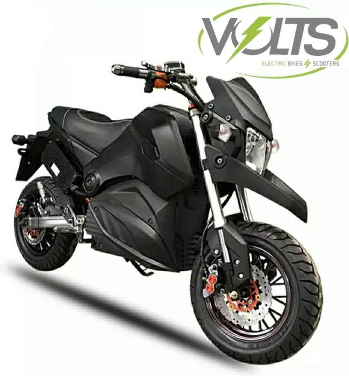VOLTS M3 MONKEY ELEKTRISCHE SCOOTER(ZWART)