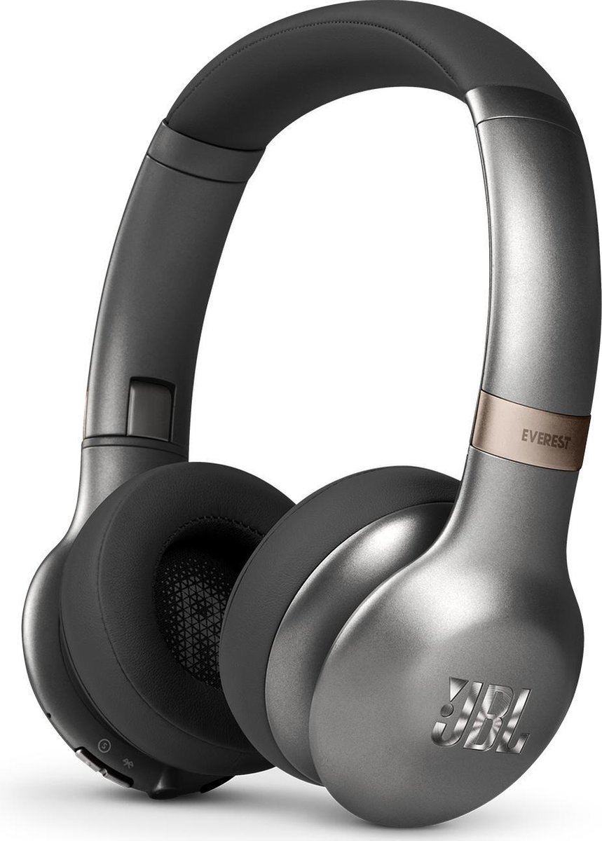 JBL Everest 310BT - Draadloze on-ear koptelefoon - Zwart