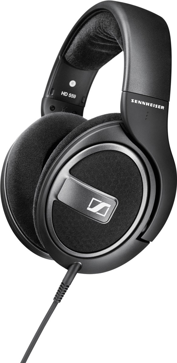 Sennheiser HD 559 - Over-ear koptelefoon - Zwart