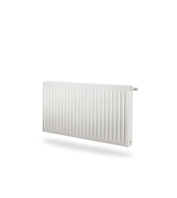Radson E.Flow Integra paneelradiator type 22 500x1200x106 mm 1914w, wit