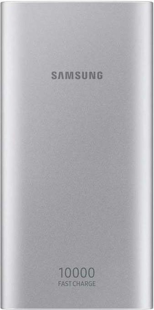 Samsung Powerbank Fast charge USB-C - 10000mAh - Zilver