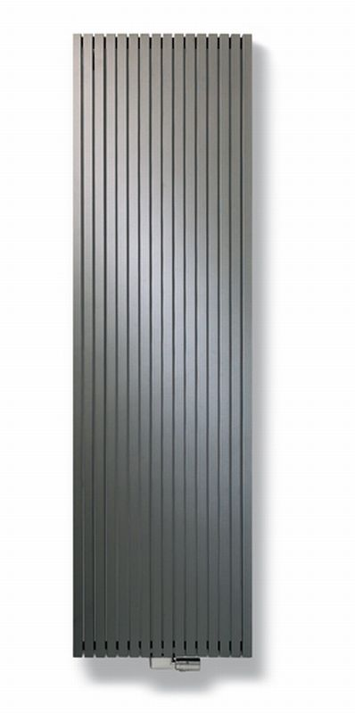 Vasco Carré CPVN-PLUS radiator 535x1800 mm n18 as=1188 1862 W, antraciet