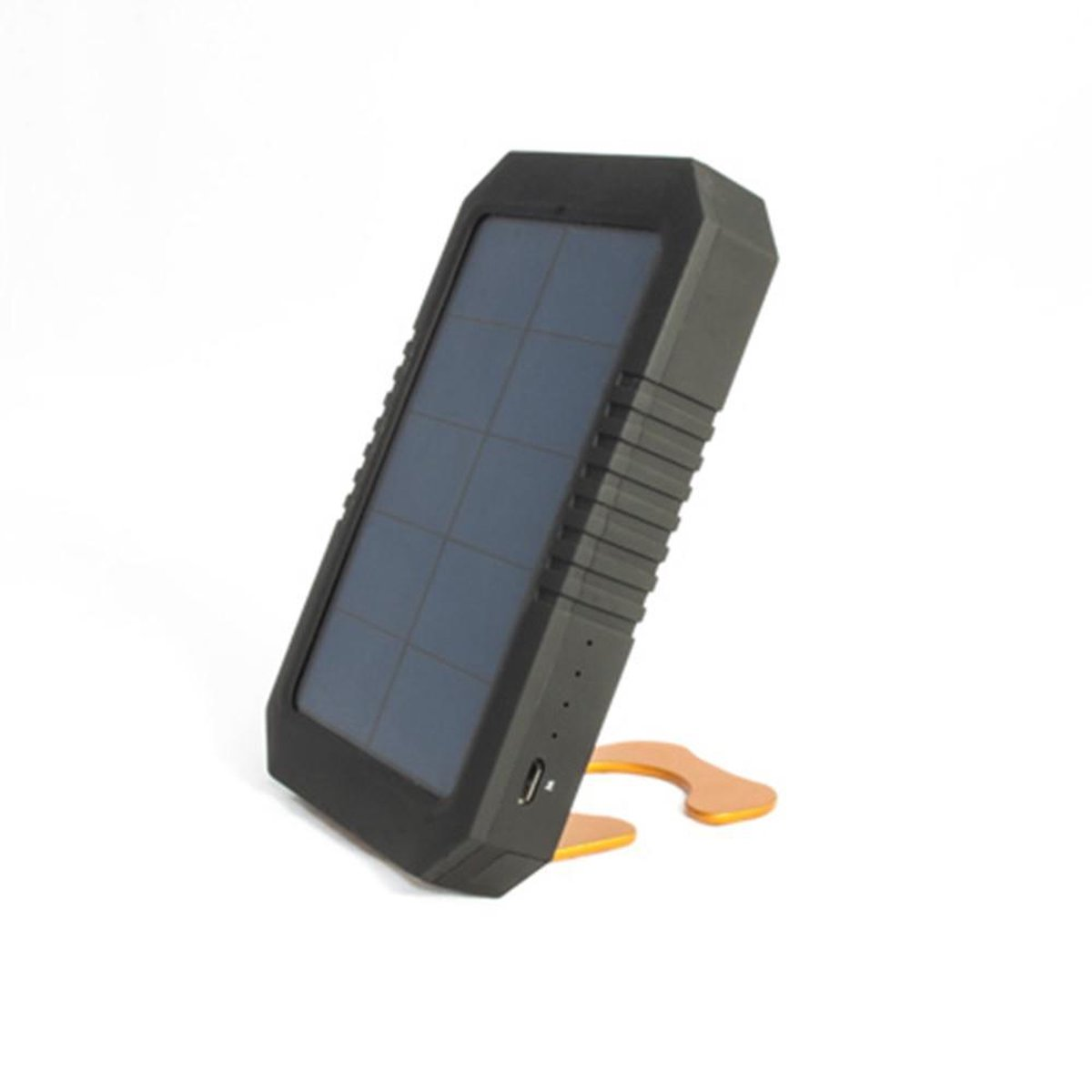 Xtorm Magma solar charger - Mobiele solar oplader met Led / Back-up accu - 2000 mAh - AM115