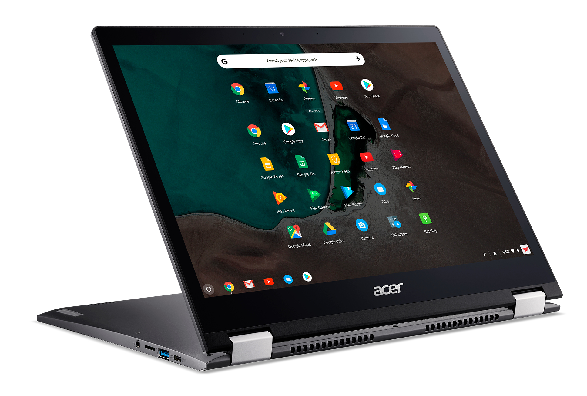 Acer Chromebook Spin 13 CP713-1WN-58CV