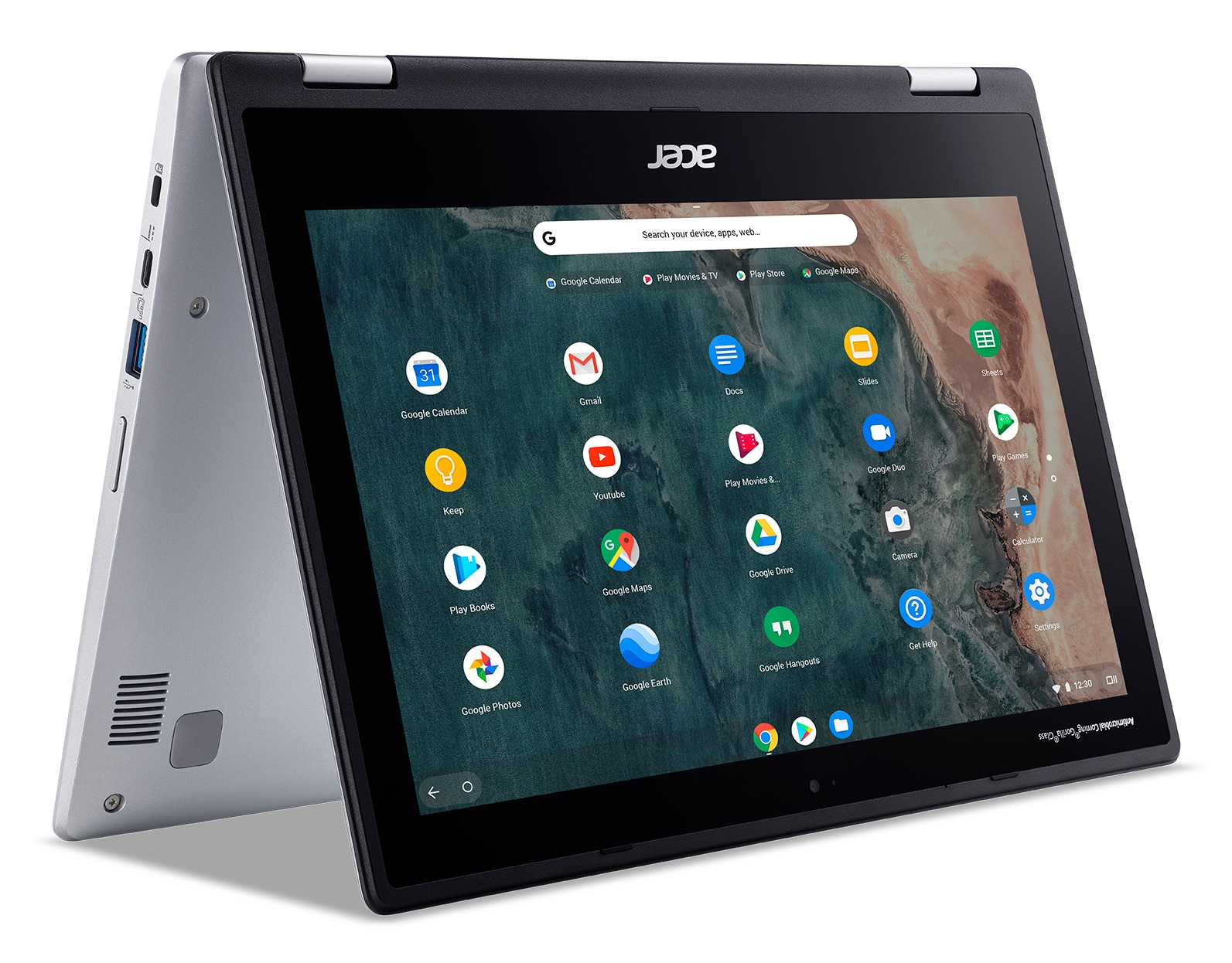 Acer Chromebook Spin 311 CP311-2H-C5D8 Chromebook -