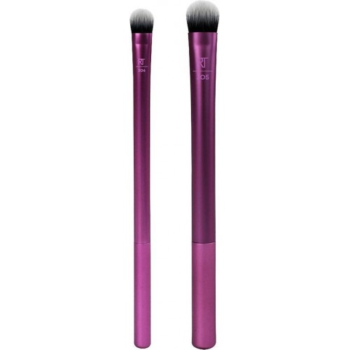 Real Techniques Instapop Eye Brush Duo - Make-up kwastenset