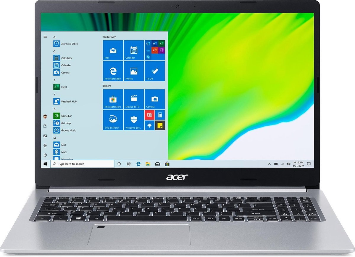 Acer Aspire 5 A515-44-R908 - Laptop - 15.6 Inch - Azerty