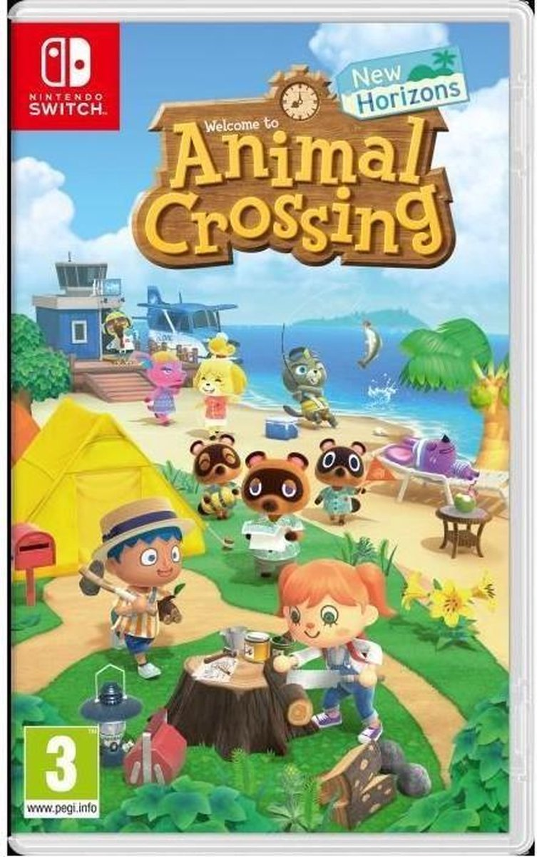 Animal Crossing: New Horizons - Switch (Frans)