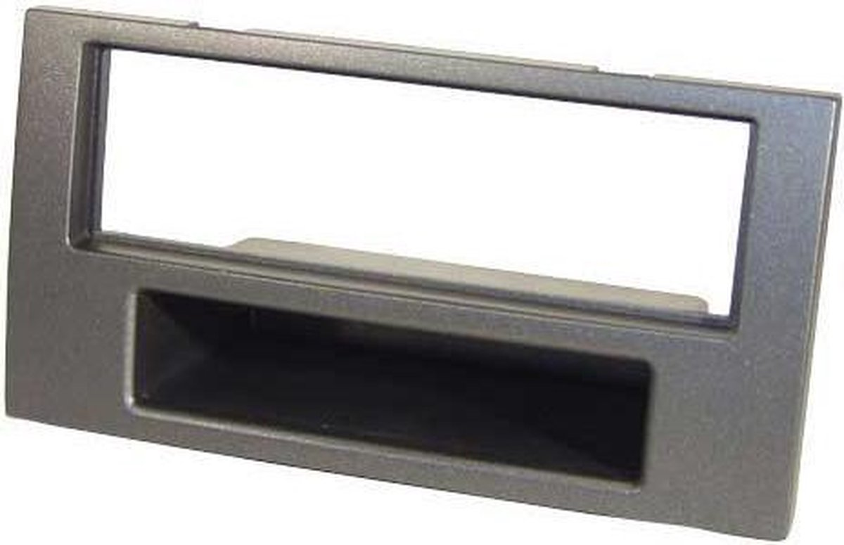 1-DIN FRAME iso Ford Focus'04-> Antraciet