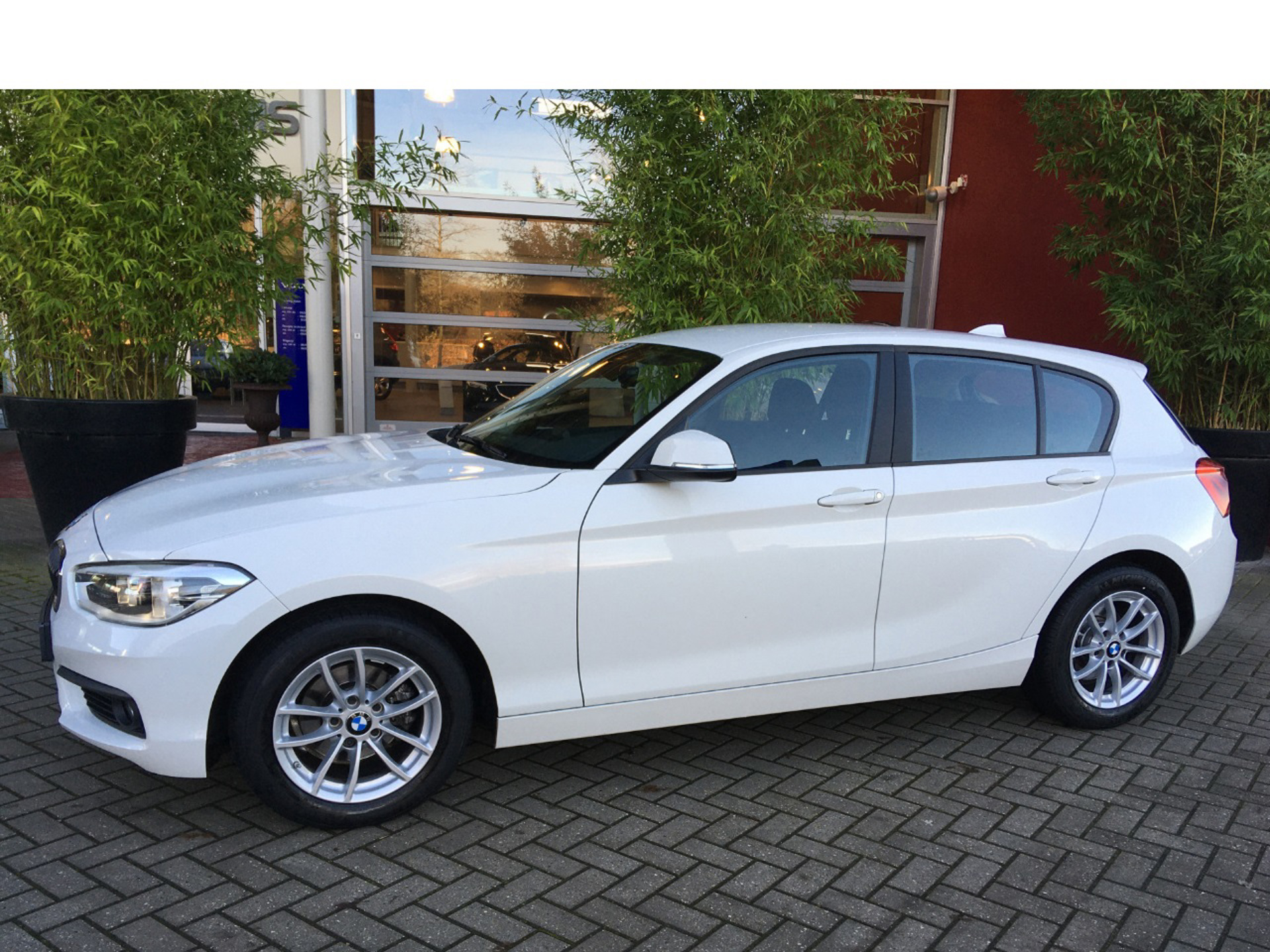 BMW 1 Serie 118i Automaat Occasion Lease