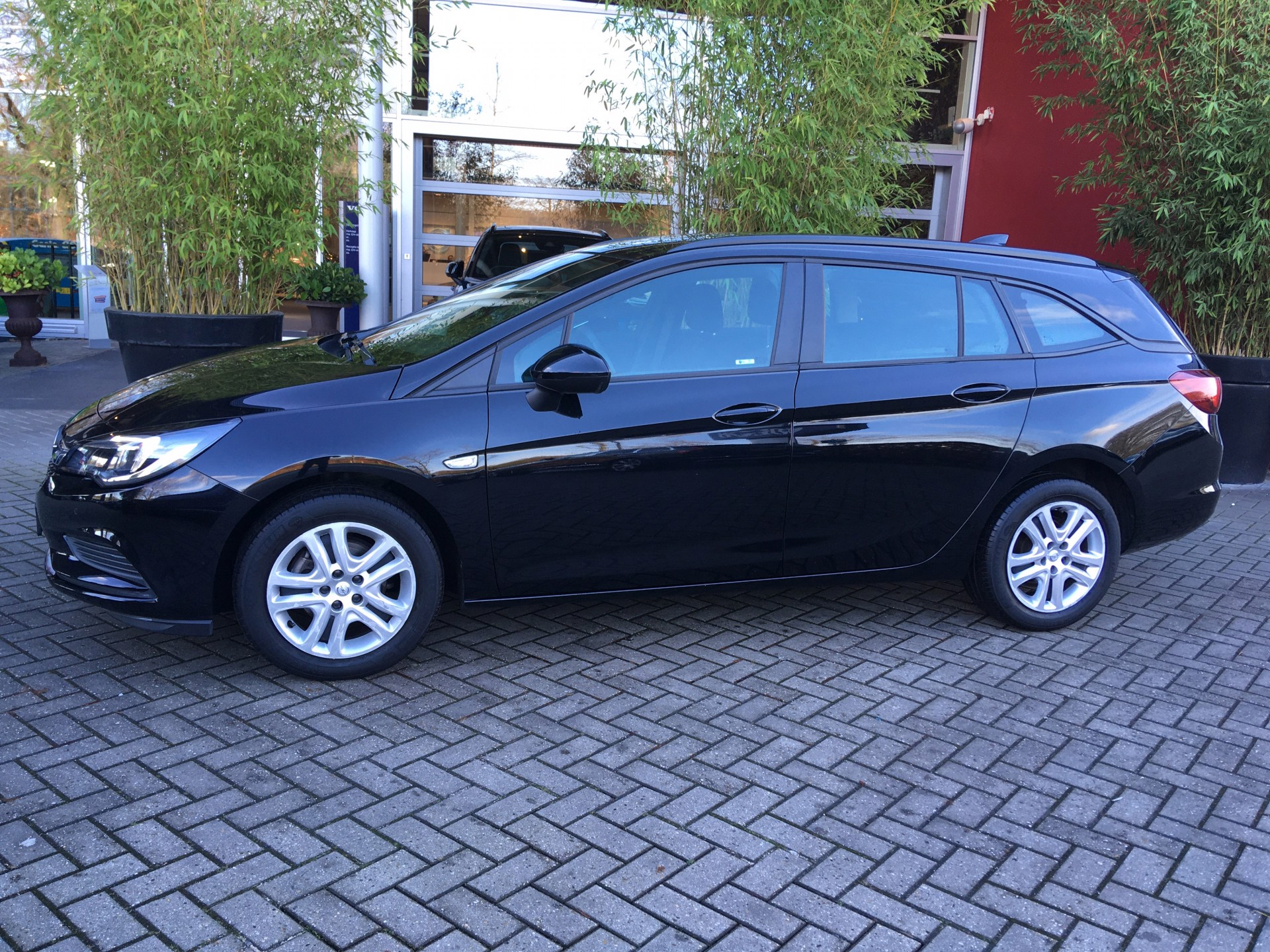 Opel Astra Sports Tourer 1.0 Online Edition Occasion Lease Actie