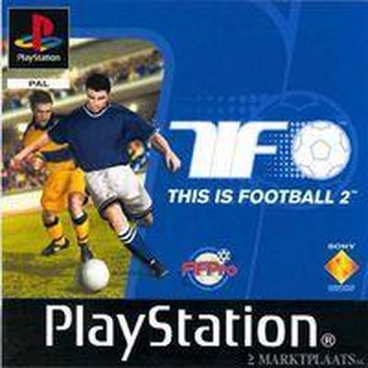 [Playstation 1] This Is Football 2