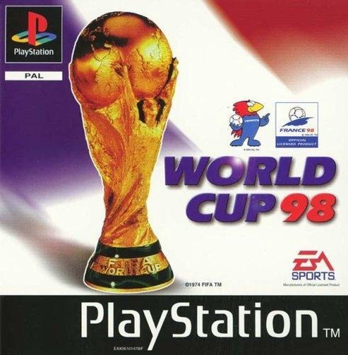 [Playstation 1] World Cup 98